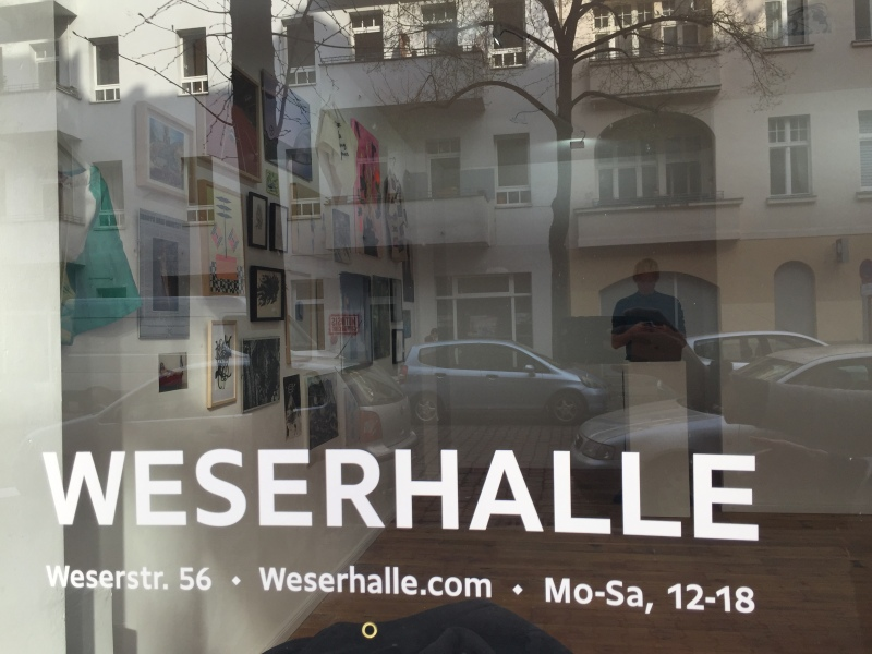 SPRING ART AUCTION AT WESERHALLE.